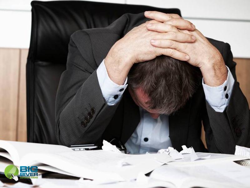 Lo que puede suceder en tu empresa sin un programa de administración del personal y recursos humanos