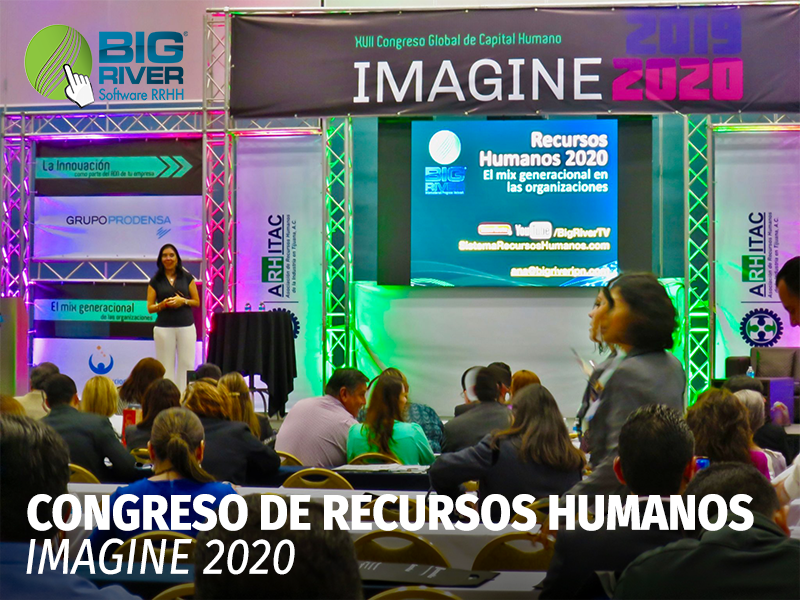 CONGRESO DE RECURSOS HUMANOS IMAGINE 2020